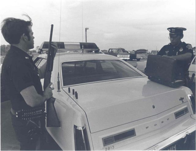 Weapon's Check Circa 1970's.